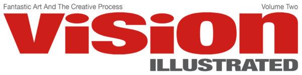 Vision Illustrated Logo v2 Red